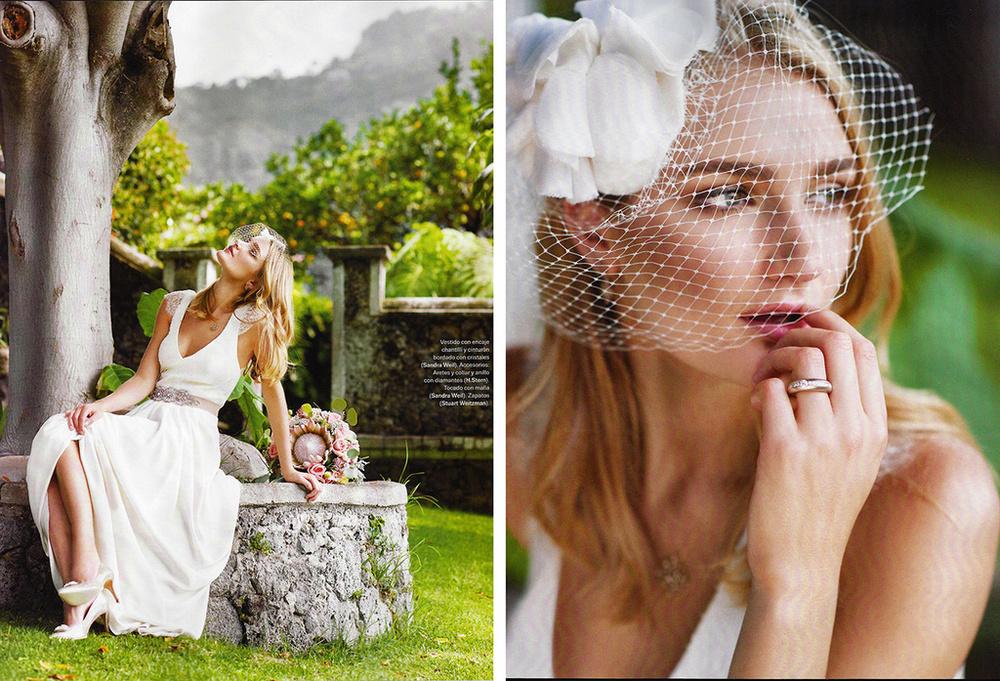 Nupcias Magazine: Modesta For Nupcias Magazine Cover!