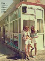 Agne Konciute for GRAZIA (ME) magazine