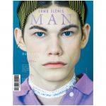 "Lukas for ""Lamu Slenis"" Magazine Cover"