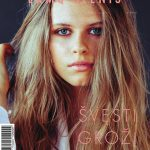 Ieva P for LAMU SLENIS Cover