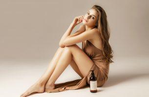 Monika – POBAM kosmetikos reklaminis veidas