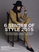 Anzelikos nuotraukos žurnalui LISA Tailande
