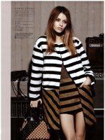 """Erika Labanauskaitė žurnalo """"Beat of Brand-New Mode"""" fotosesijoje Japonijoje"""