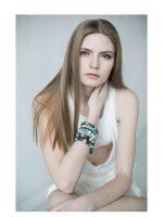 """Ieva – papuošalų prekės ženklo """"Rutuliukai"""" reklamini veidas"""