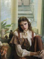 Naujausia Silvijos Skvernevičiūtės fotosesija Marie Claire žurnalui