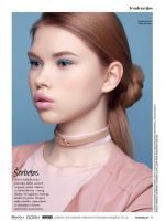 Gertrūda naujausiame Panelės žurnalo numeryje