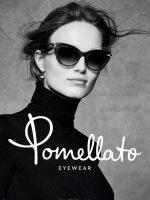 Agnė Končiūtė – Pomellato akinių reklaminėje kampanijoje