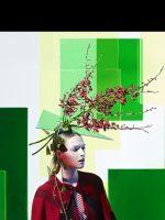 """Rebekos nuotrauka žurnalo """"UR POWER"""" viršelyje Tailande"""